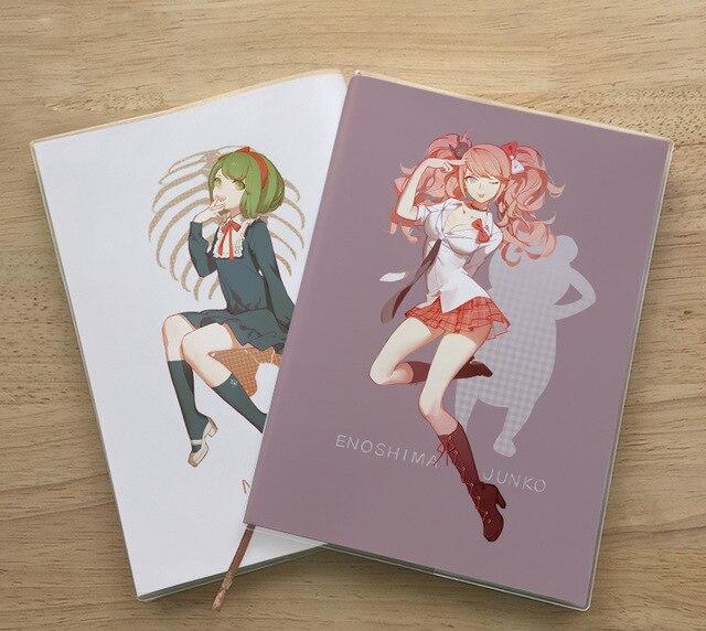 Danganronpa Notebook - Enoshima Junko Naegi Makoto Kirigiri Kyouko Notebook