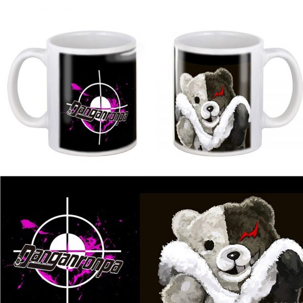 DANGANRONPA Mug 11oz Ceramic Coffee Mug Milk tea Cup Friend Birthday Gift 2 - Danganronpa Merch