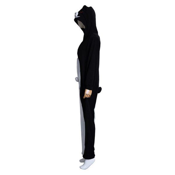 Danganronpa Dangan Ronpa Monokuma and Monomi Cosplay Costume Jumpsuit Pajamas 5 - Danganronpa Merch