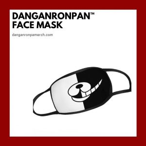 Danganronpa Face Masks