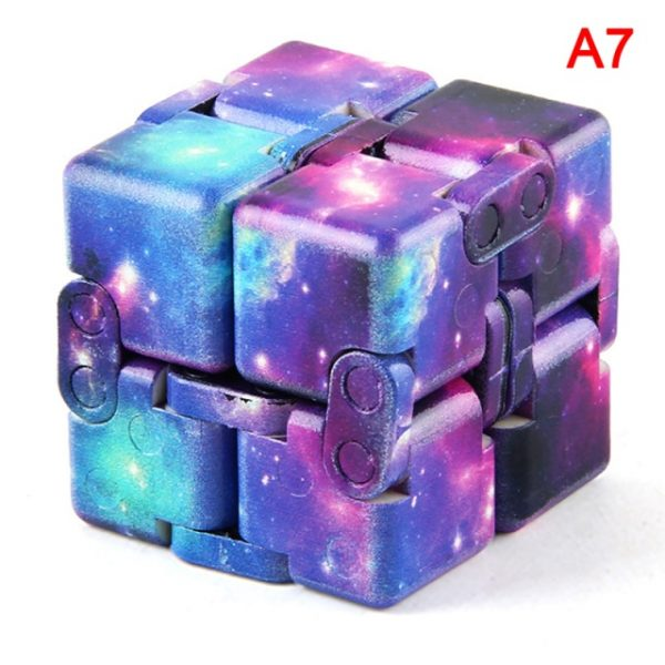 Children Adult Decompression Toy Infinity Magic Cube Square Puzzle Toys Relieve Stress Funny Hand Game Four 6.jpg 640x640 6 - Danganronpa Merch